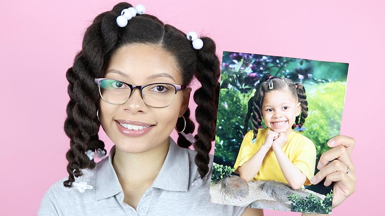 Kids Natural Hairstyles Hey Chrishinda