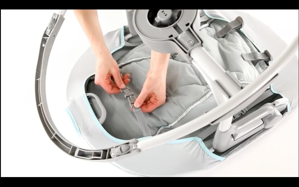 Best Baby Swing 2020 Ingenuity Inlighten Cradling Swing